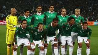 Overview of Mexico National Football Team - FIFA World Cup 2014 - Group A