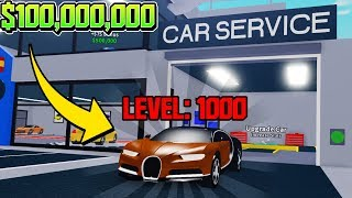 GETTING THE FASTEST CAR in VEHICLE TYCOON NEW UPDATE! (Roblox)