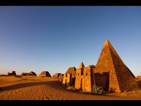 Zaginione Królestwa Afryki - Nubia