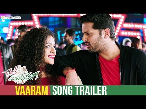Vaaram Song Trailer | Chal Mohan Ranga Movie Songs | Nithiin | Megha Akash | Thaman S