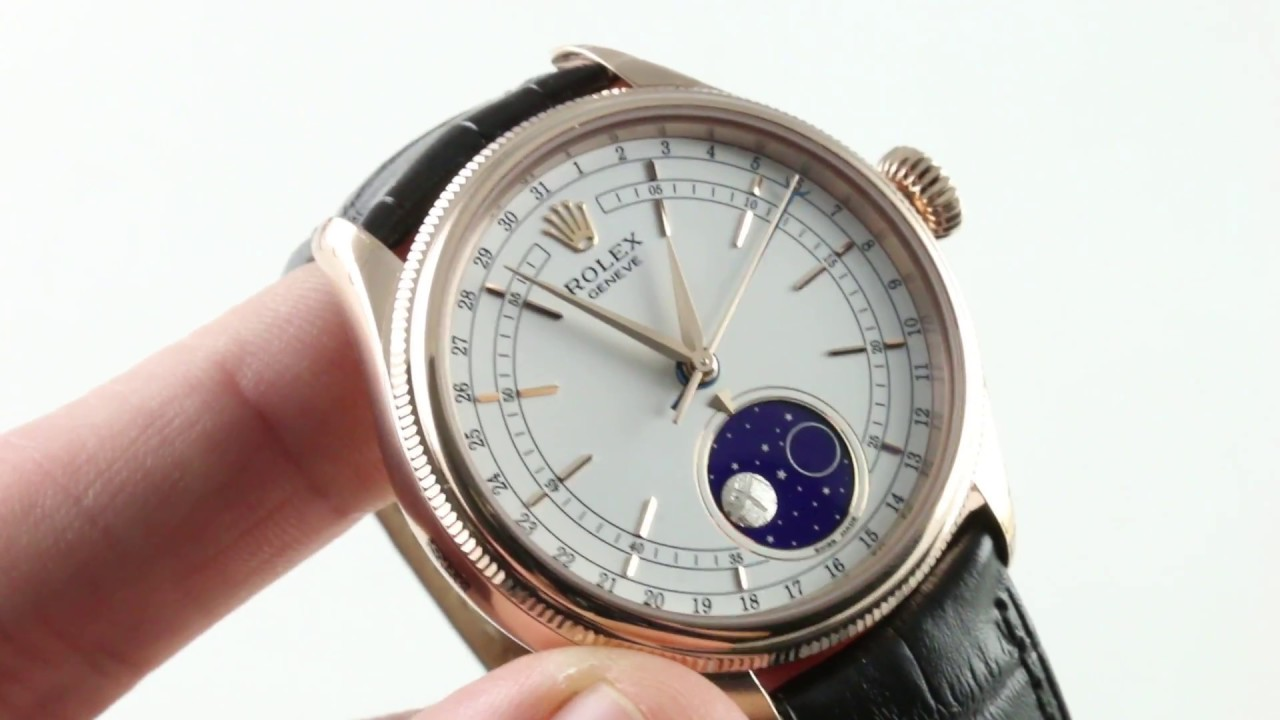 Rolex Cellini Moonphase 50535