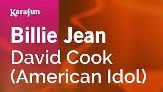 Karaoke Billie Jean - David Cook *