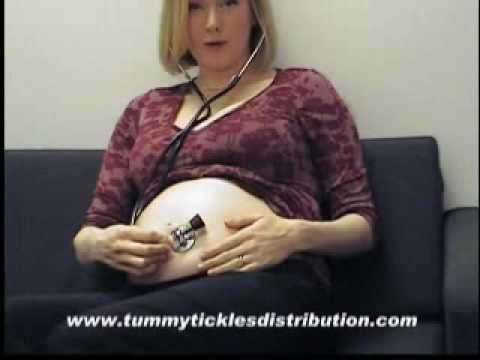 How to use a fetal stethoscope