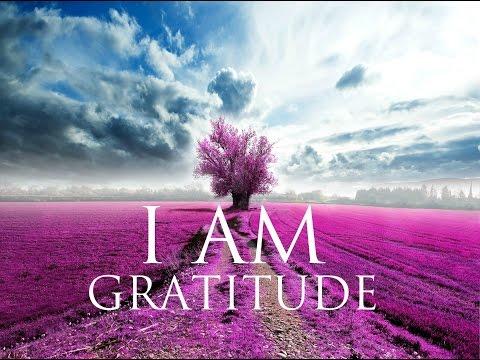 I AM Affirmations ➤ Gratitude & Self Love | Solfeggio 852Hz & 963Hz | Theta Beats ⚛ Stunning Nature