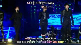 JYJ - I.D.S (I Deal Scenario) JS focus [eng + rom + hangul + karaoke sub]
