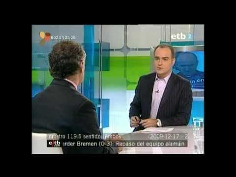 "Iñigo Urkullu en el programa ""Egun on Euskadi de ETB2"