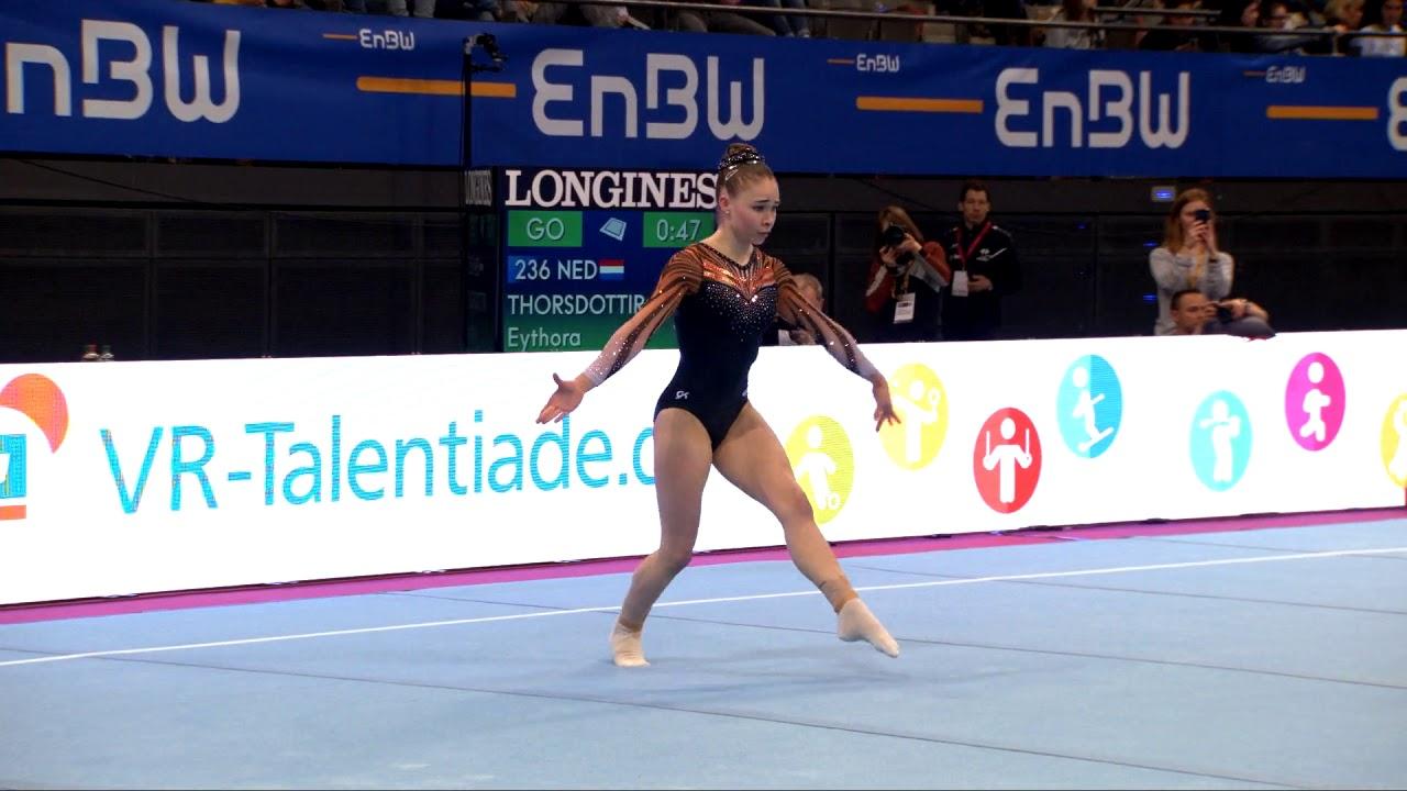 Women's Gymnastics — Rocker Gymnastics - Analysis by Blythe Lawrence
