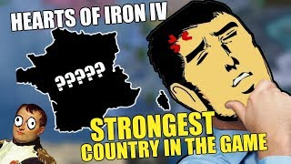 Hearts Of Iron 4 STRONGEST COUNTRY IN THE GAME - Waking The Tiger