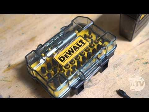 DeWALT Impact Torsion Screwdriver Bits From Toolstop