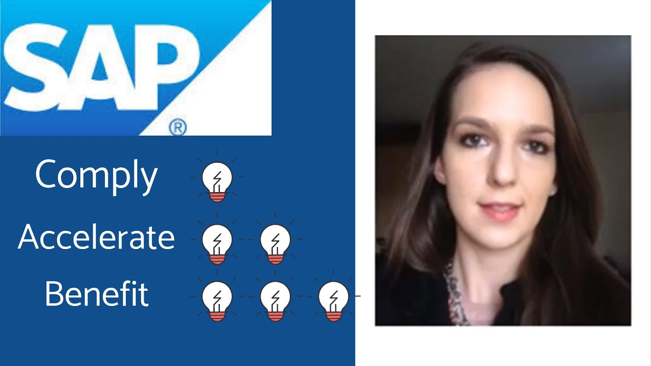 Sap Dm  Comply  Accelerate And Benefit With Disclosure Management