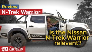 2021 Nissan Navara N Trek Warrior review | Australia