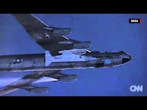 3559 rizne CNN Hypersonic jet travels a mile a second