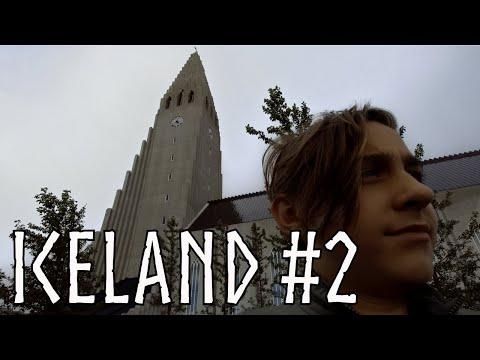 Reykjavik City Tour. Iceland Travel (2019)