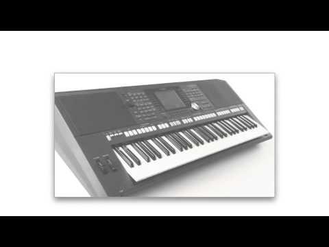 psr-Yamaha PSR-S950 - Part I