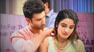 Twinkle and Kunj's awkward romance from the sets of Tashn e Ishq