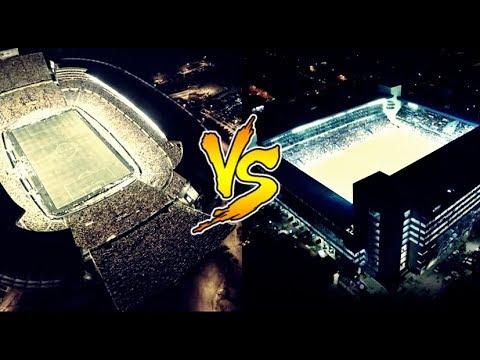 Estadio Monumental BSC VS Arena George Capwell