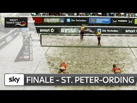 Das Frauen-Finale in voller Länge | St. Peter-Ording - smart beach tour 2017