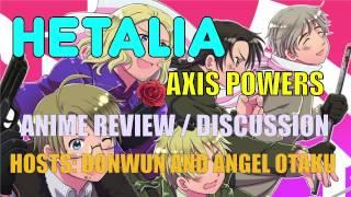 Hetalia: Axis Powers - MANIC BITE SIZED WWII SATIRE PARODY