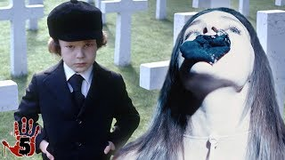 Top 5 Cursed Horror Movies You Should Never Watch