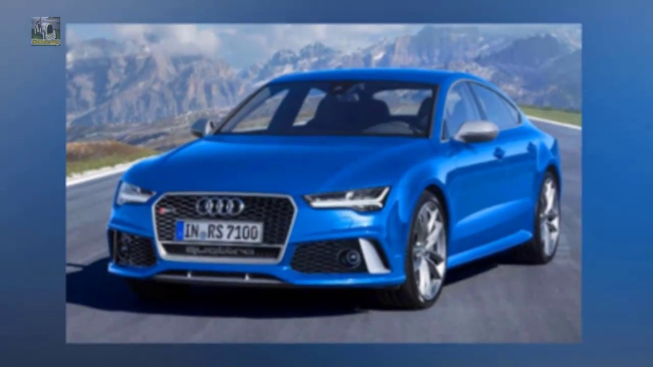 2020 Audi Rs7 Coupe 2020 Audi Rs7 Sportback 2020 Audi Rs7 0 60