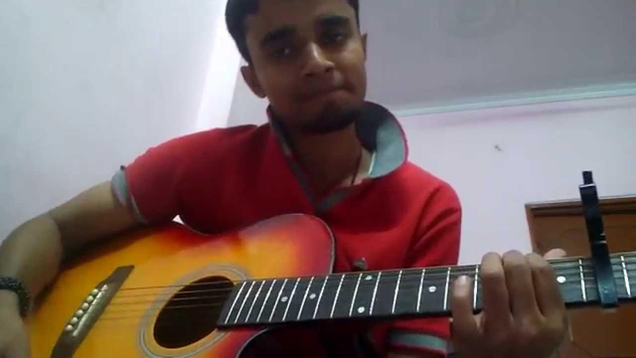 Tu zaroori..Guitar cover by sudi.. - YouTube