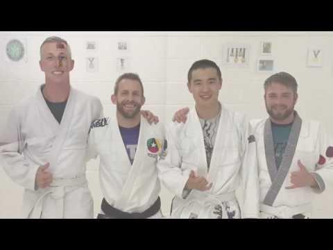 Look inside Plymouth's newest Jiu Jitsu Academy.