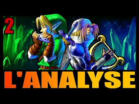 The Legend of Zelda : Ocarina of Time - L'Analyse (2/2) - Age Adulte