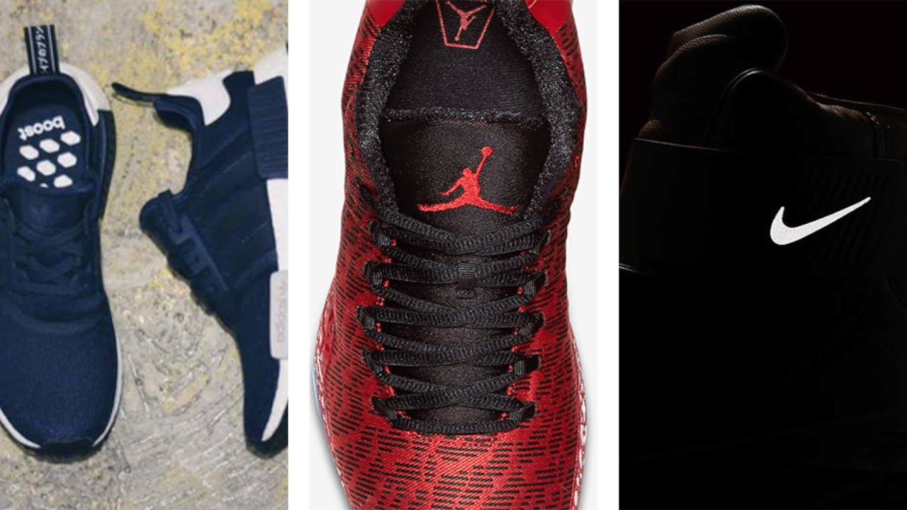 Is Nike Trolling Kanye?, a Crazy JORDAN XX9 Low, New NMDs and more on Today  in Sneaks - YouTube