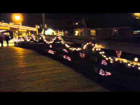 Christmas in Historic Smithville, New Jersey