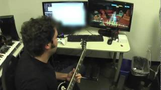 "Exclusive: Seth Chapla (Rocksmith Note Tracker) plays ""Jules"""