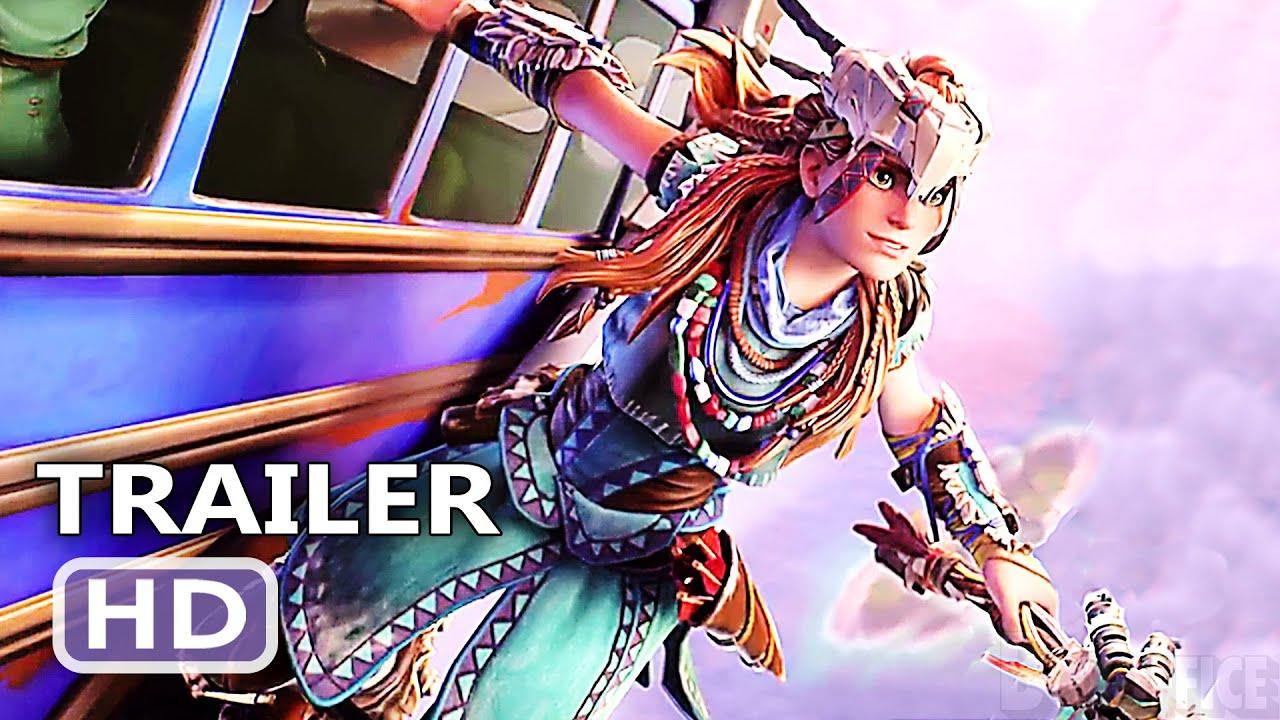 PS4 - Fortnite Aloy Trailer (2021)