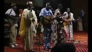 Vieux Farka Touré, Sidiki Diabaté & Bassekou Kouyaté. Amandraï Live Bamako