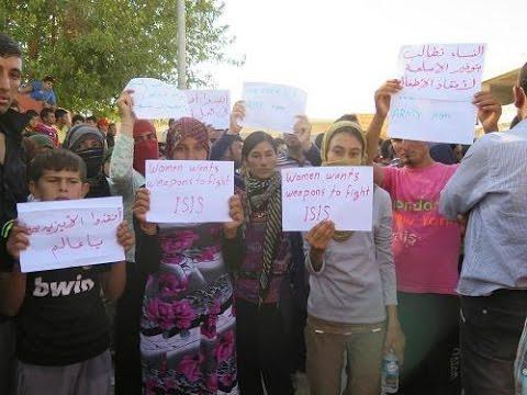 Cinecurry Initiative: Save The Yazidis