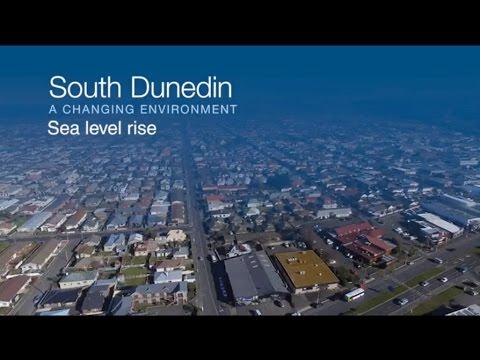 South Dunedin: A Changing Environment   Sea Level Rise