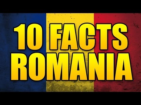 10 Facts About Romania - Your Monday Cure
