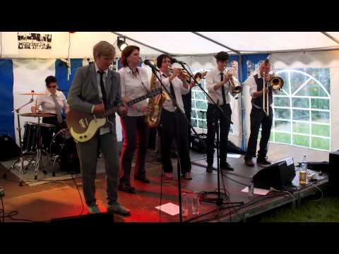 Wonderska (D) @ This Is Ska Festival - Rosslau 26.06.2015
