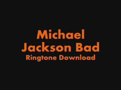 Bad Free Ringtone