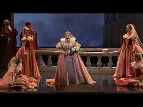 Ariodante Selected scenes from San Francisco Opera