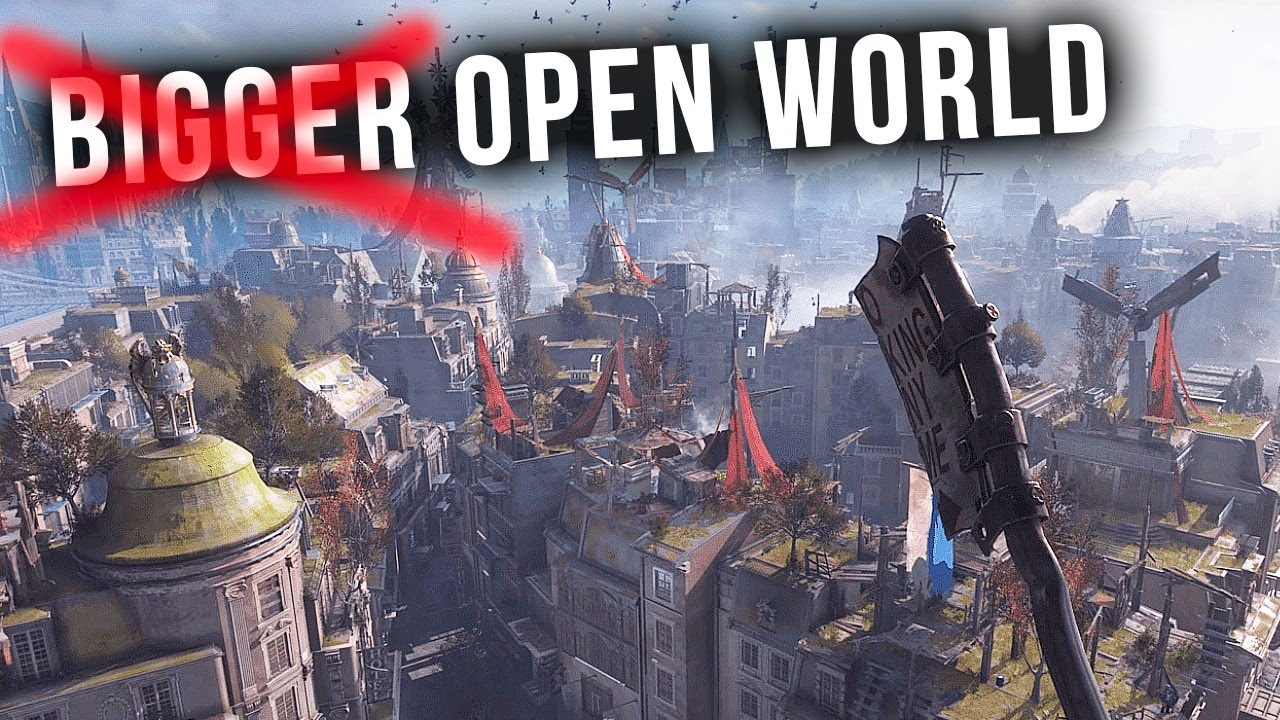 DYING LIGHT 2 THINKS WE DON'T NEED BIGGER WORLDS, JEDI FALLEN ORDER 2 HAPPENING? & MORE thumbnail
