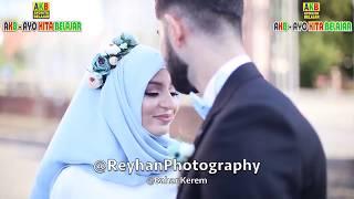 Lirik Lagu Sepercik Doa Cinta, Lagu Religi, Lagu Islami, Klip Wedding Pernikahan Muslim, Bikin Baper