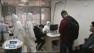 Vacina Contra Coronavírus Começa A Ser Testada Em Abril