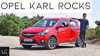 OPEL KARL ROCKS / Review en español / #LoadingCars