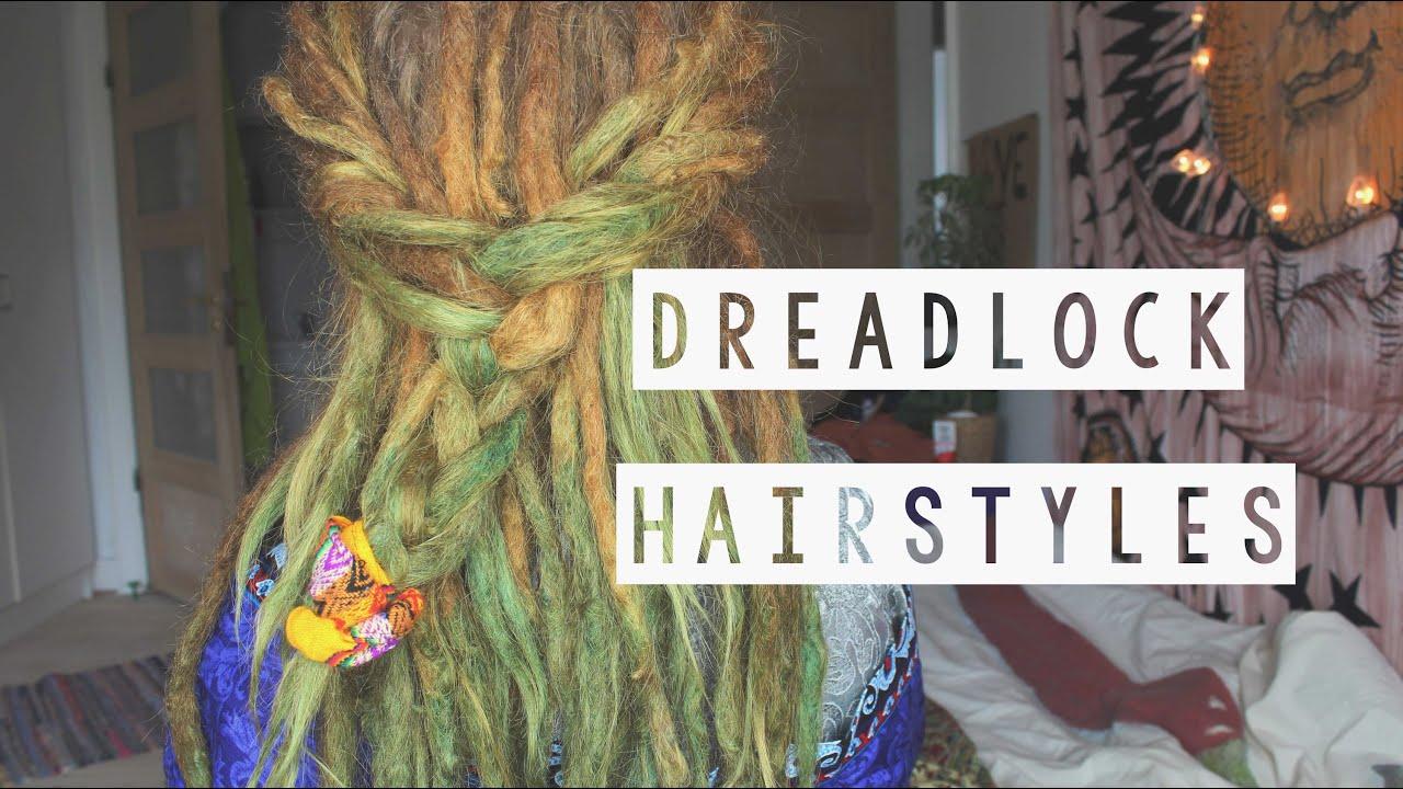 dreadlock hairstyles