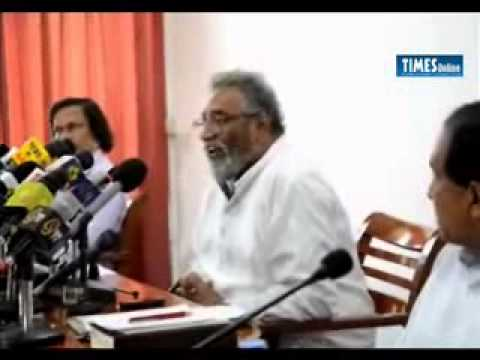 Elections Commissioner on general polls