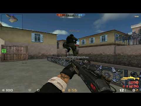 Counter Strike Iron Sight 2018 (CS 1.6 Mod)