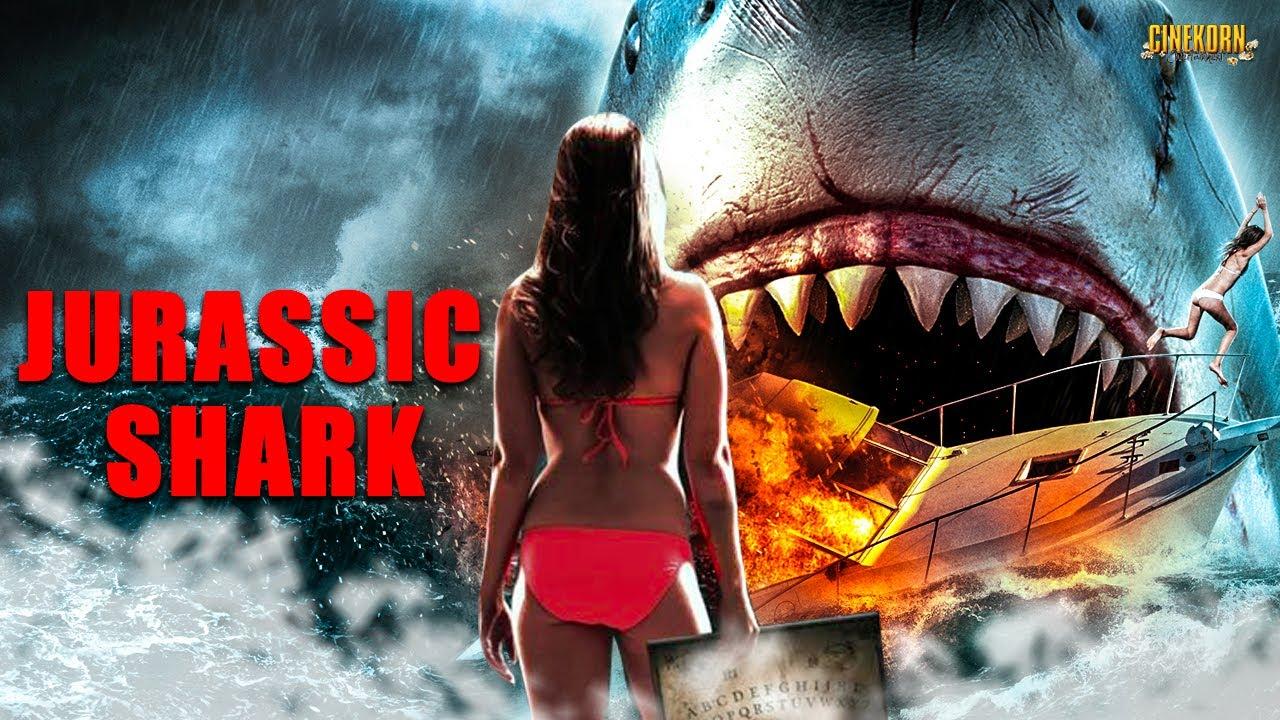 Download Jurassic Shark (2021) Full Hindi Dubbed Movie   Hollywood Movies   Thriller Adventure Movies 2021