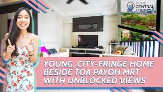 Singapore HDB Property Tour: 79D Toa Payoh Central  - YoungHDB beside TPY MRT w Unblocked Views