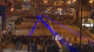 6 meses de intensas protestas en Hong Kong