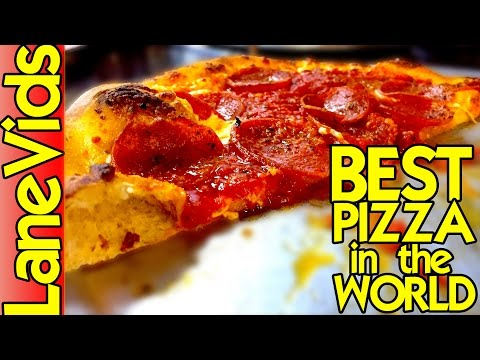 BEST PIZZA IN THE WORLD | V Pizza Review - Jacksonville, FL - Places to Eat in Florida