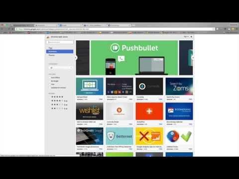 วิธีใช้ Google Chrome เว็บเบราว์เซอร์ และ ทำไมต้องใช้ Google Chrome [OS X Yosemite]